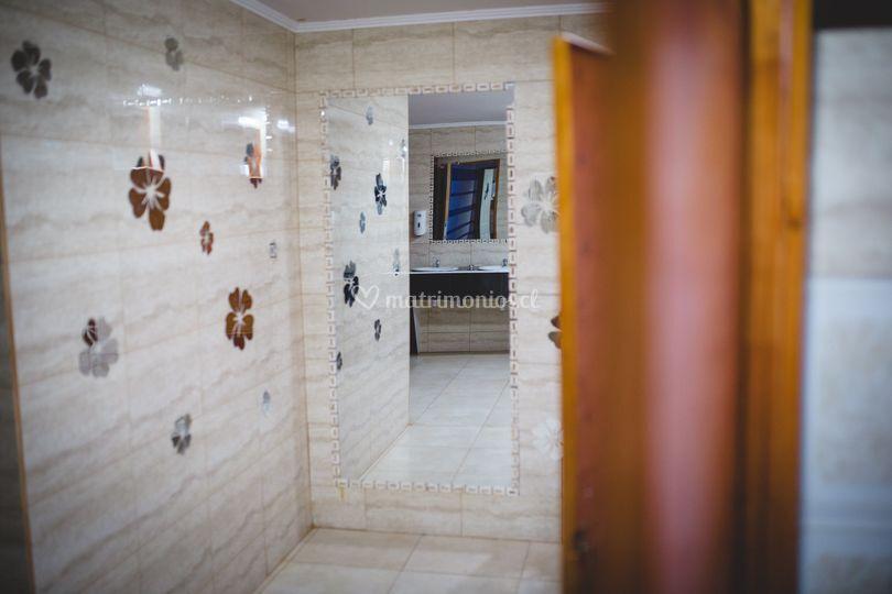 Baño de mujeres