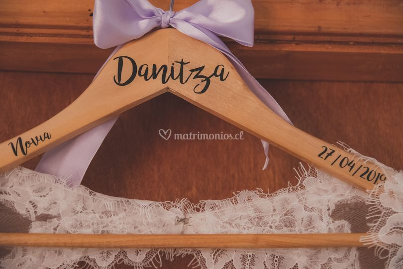Vestido novia - Dani&Gabo