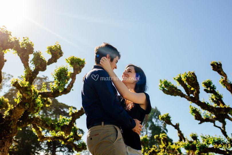 Fotografía romántica