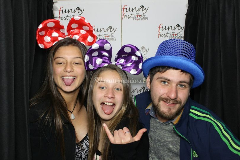 Funnyfest Photobooth