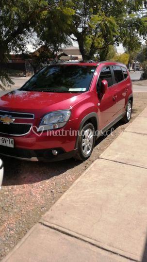 Chevrolet Horlando
