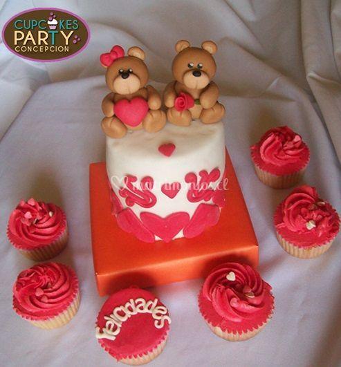 Minicakes y cupcakes