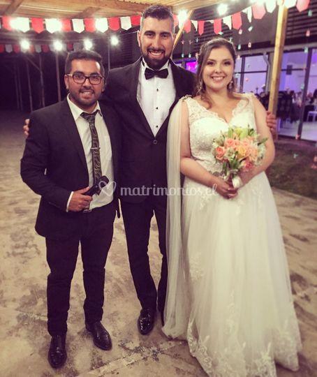 Matrimonio Mantagua