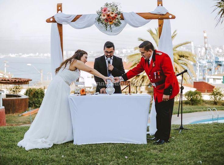 Matrimonio Valpo