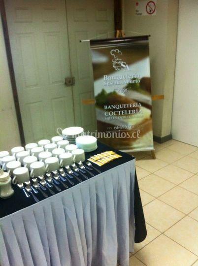 Eventos coffes para empresas