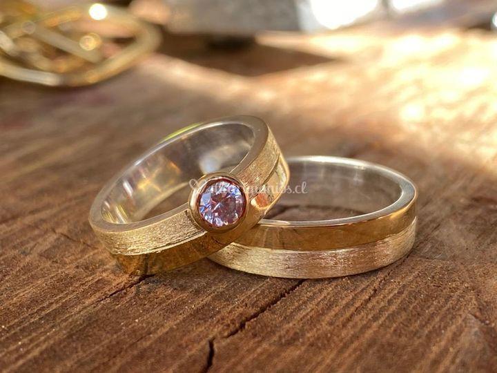 Argollas matrimonio