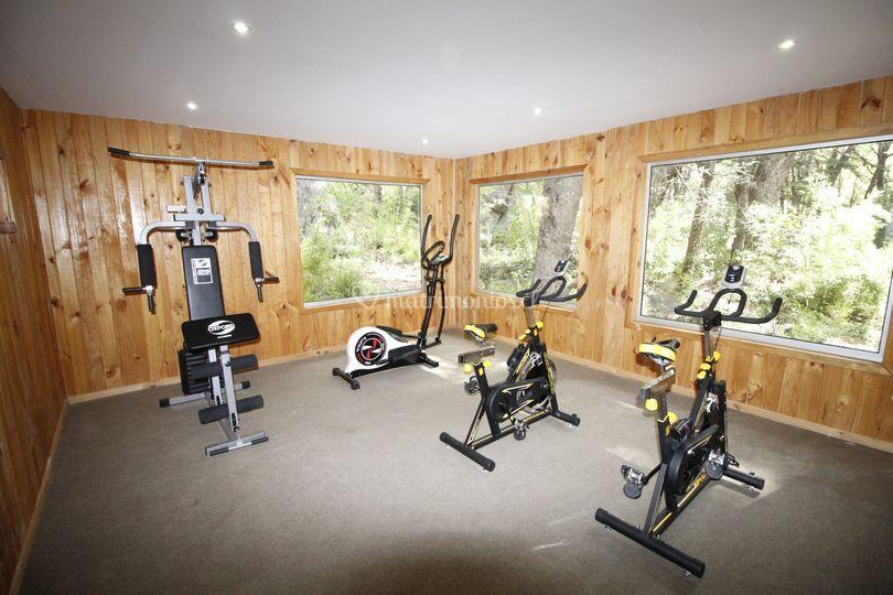 Sala ejercicio