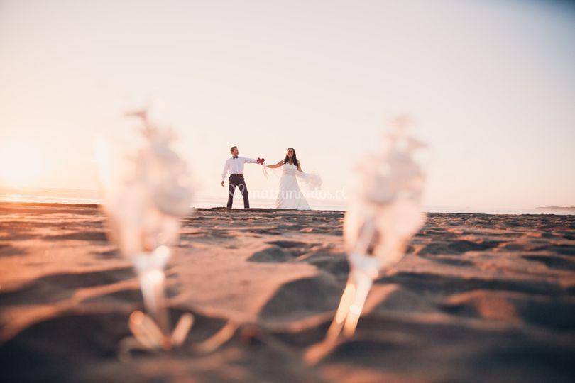 Sesión fotográfica - post boda