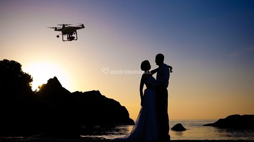 Captura de imágenes con drone