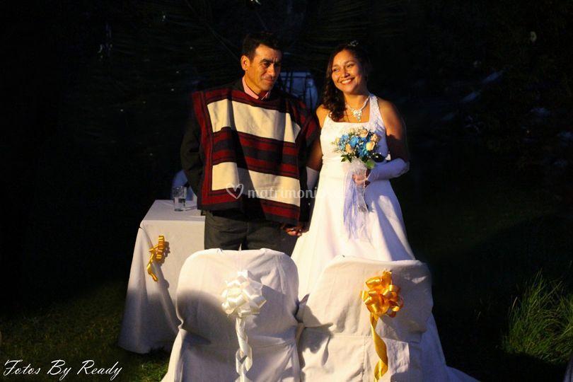 Matrimonio Pamela & Carlos