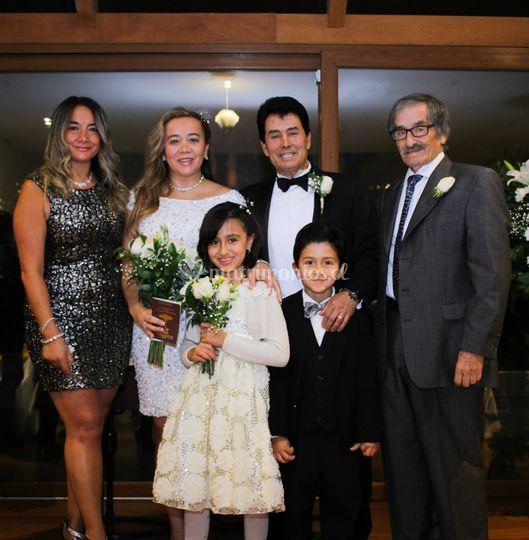 Matrimonio Marcelo & Claudia