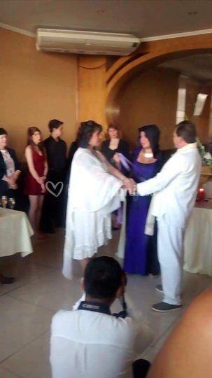 Matrimonio tipo celta