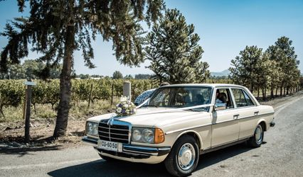 Autos para Matrimonios Talca 1
