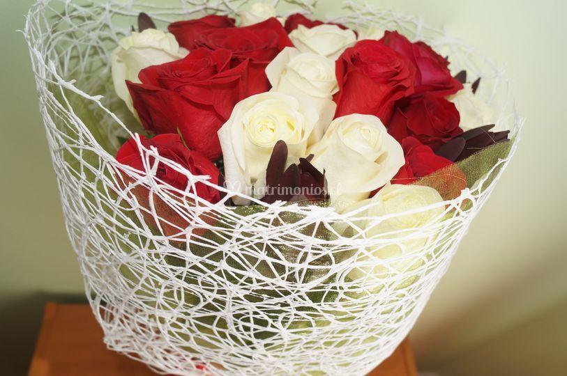 Ramo de rosas de Floristería Arboliris