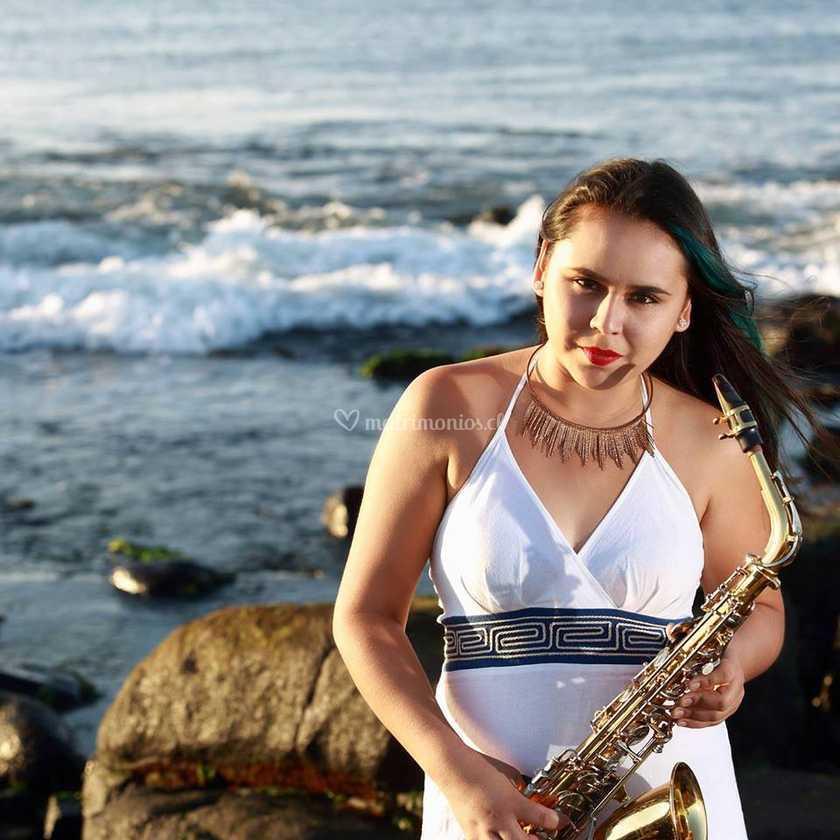 Kamila Saxofonista