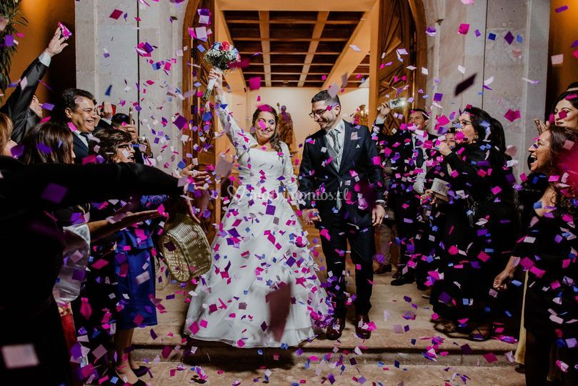 Matrimonio fiesta