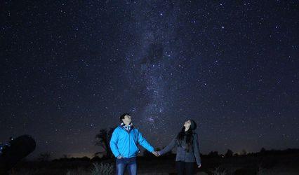 Una Noche Con Las Estrellas 1