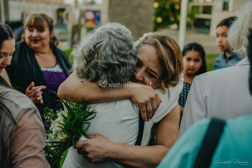 Los abrazos sinceros