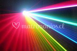 Iluminación efectos móviles