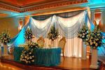 Decoraci�n ambiental de Fiestas Matrimonios