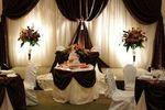 Decoraci�n con telas de Fiestas Matrimonios