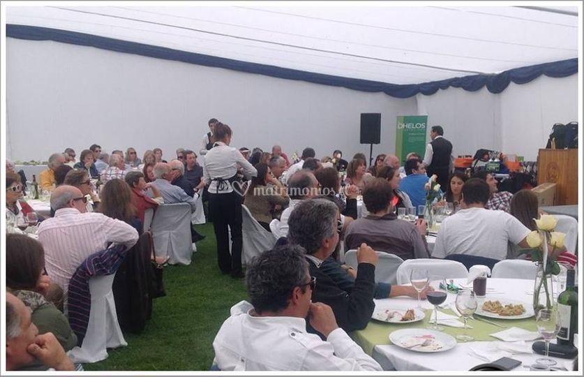 Evento Club de Golf Granadilla