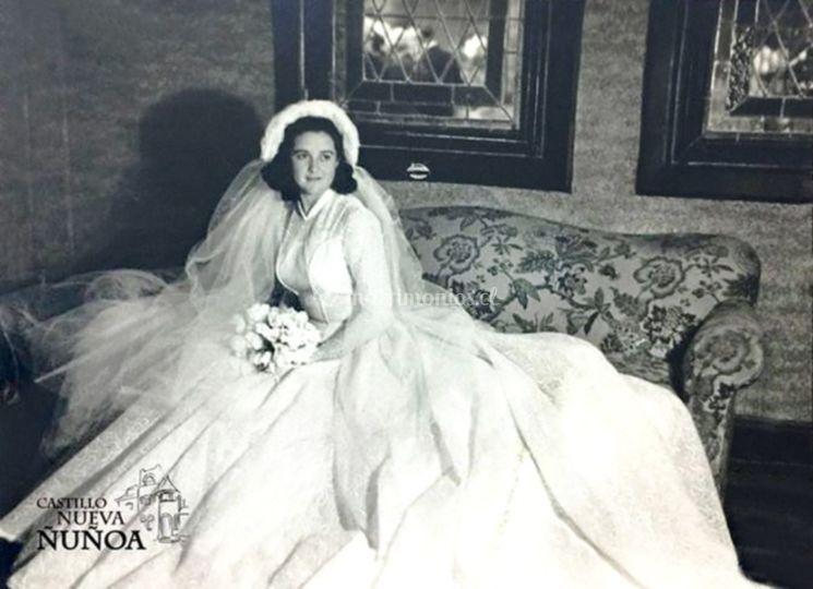 Novia año 1943