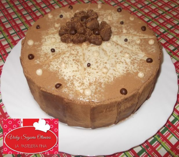 Torta ii chocolates