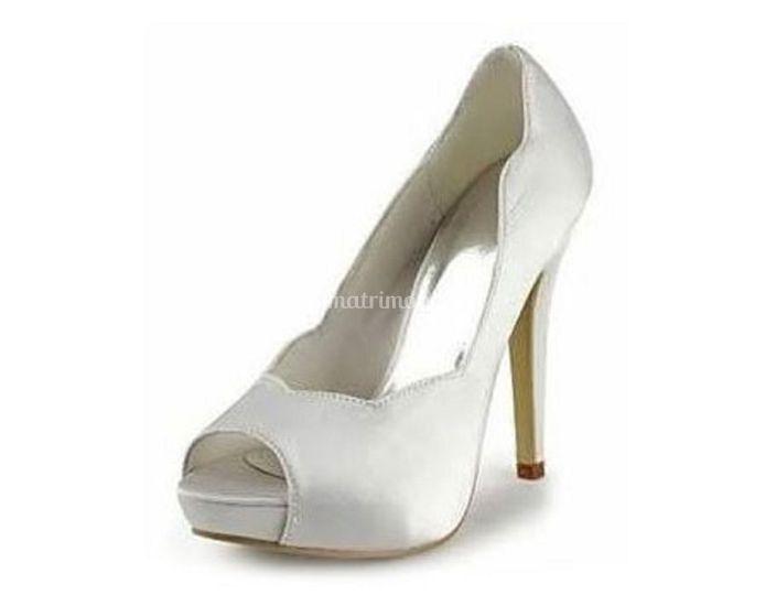 Zapato audaz