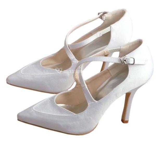 Zapato Compasiva Blanco