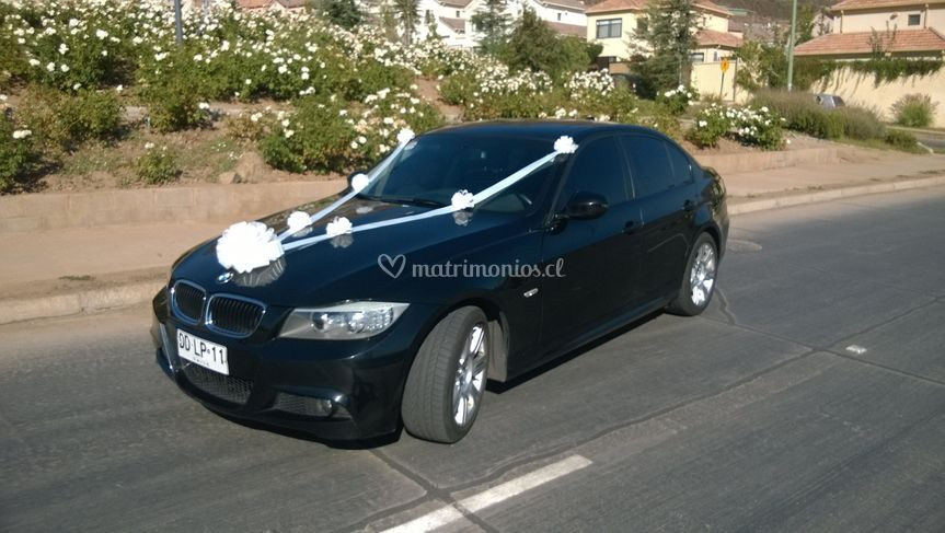 BMW 320 Full Equipo