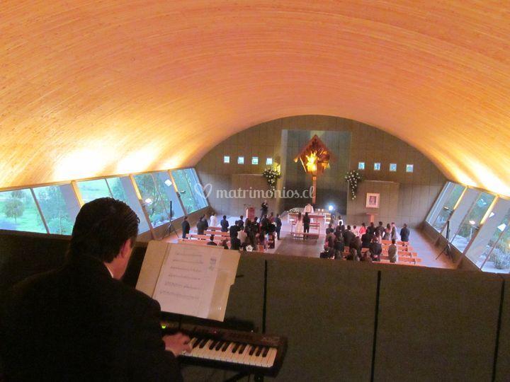 Iglesia Estancia El Cuadro