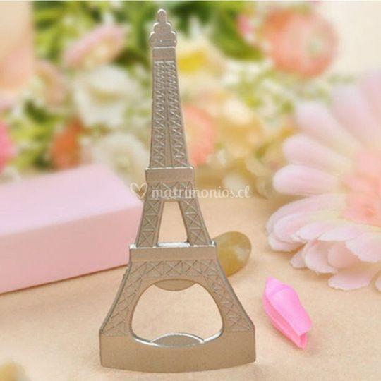 Destapador Torre Eiffel