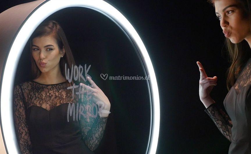 Espejo Mágico Glamour