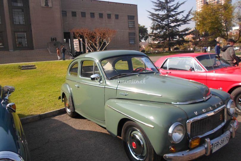 Volvo año 1961