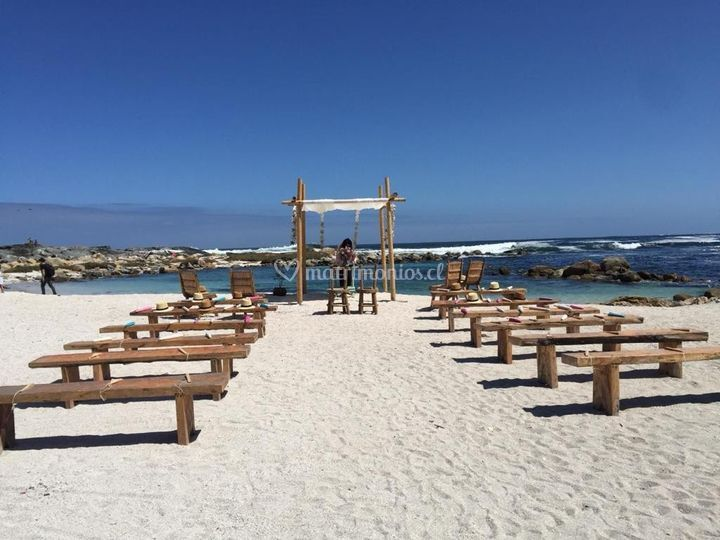Altar playa