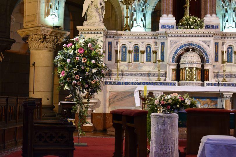 Iglesia Los Sacramentinos