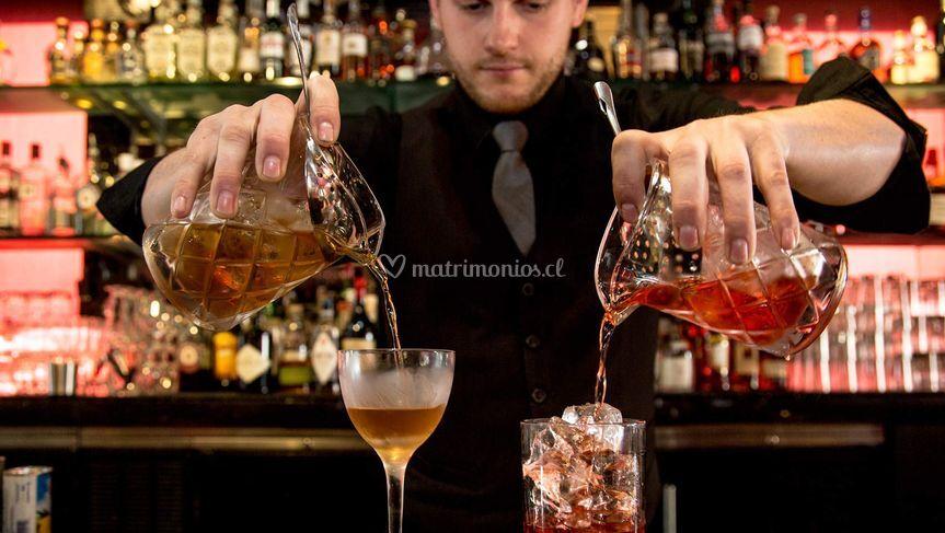 Bar Negro