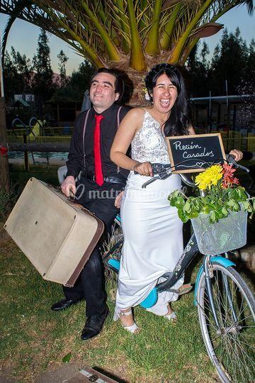 Danilo y Marina