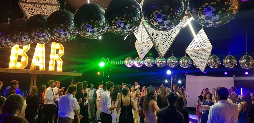 Fiesta bar