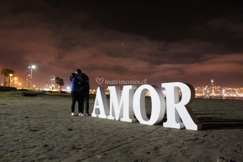 Compromiso eterno de amor