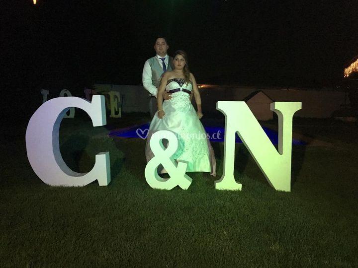 Catherine & Nelson