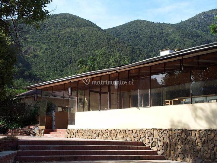Salón de Las Montañas de Olmué