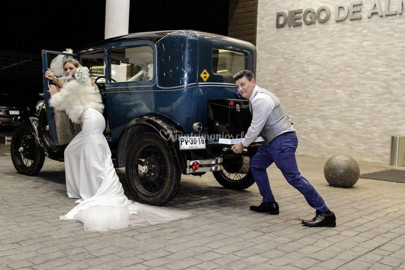 Matrimonio Gatica Lledo