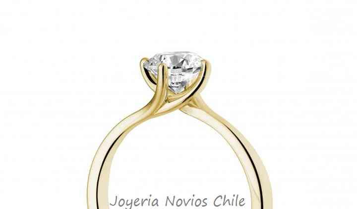 Joyería Novios Chile