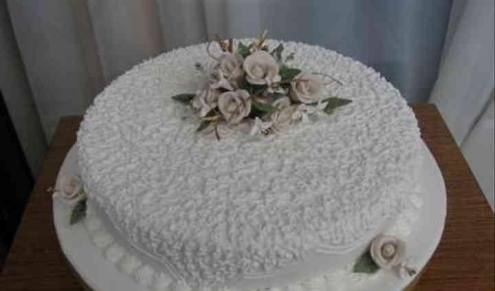 Con decoración floral