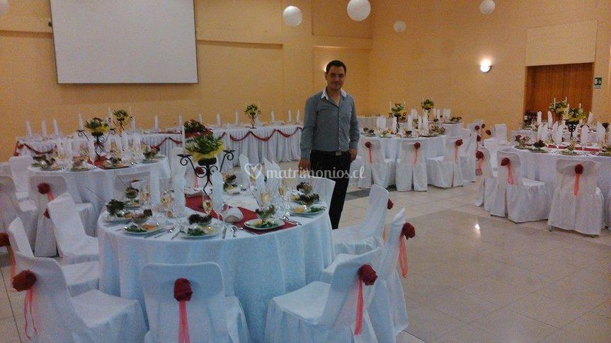 Un banquete inigualable