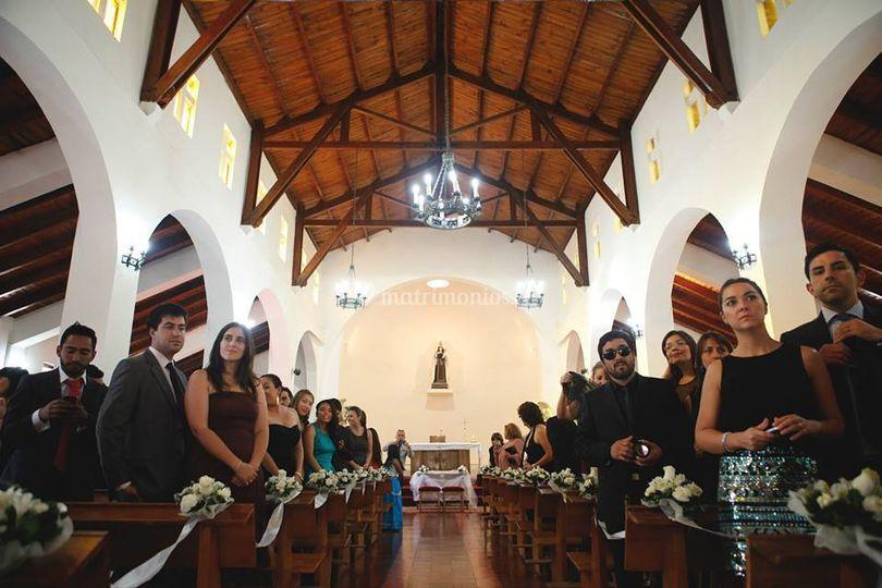 Iglesia de Curacavi