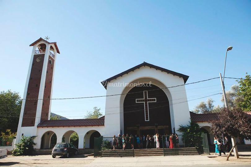 Iglesia de Curacaví