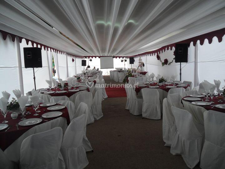 Banquetería y Eventos Paradise